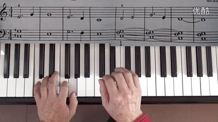 汤普森简易钢琴教程自新大陆