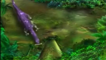 蓝猫淘气三千问 恐龙世界09