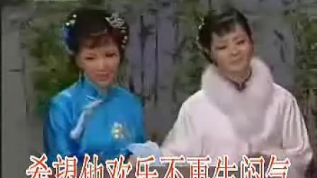 沪剧:请你千万莫要误会视频伴奏