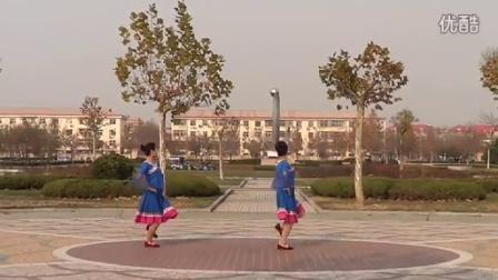 临盘立华广场舞gcw.cntaiji.org雪山姑娘 教学口令分解