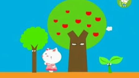 歪歪兔情智乐园——成长的小树