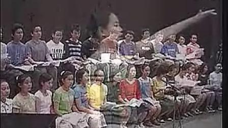 高一音乐优质课展示《合唱——摇篮曲》(1)