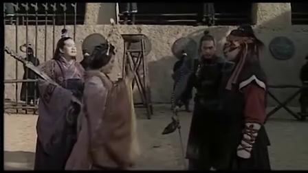 秦始皇(2002版) 秦始皇与阿房女图片