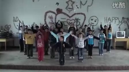 手语舞蹈-感恩的心
