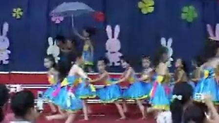黄冈市代代红幼儿园2008年毕业典礼016
