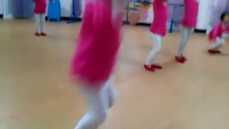 宝宝的舞蹈