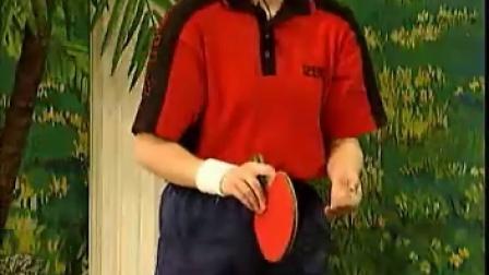 《乒乓球直拍》04 直拍平击发球