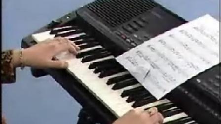 关瑞红电子琴入门教程图片