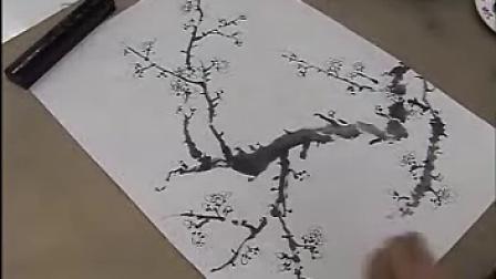 梅花画法 2