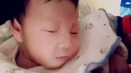可爱小孩瞌睡萌图片