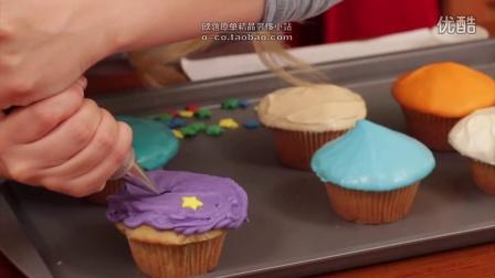 蛋糕制作全过程 NERDY NUMMIES