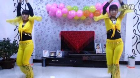 武乡县胜利广场西广场舞 印度舞视频