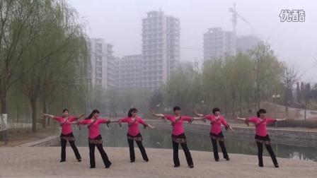 海棠广场舞 平安是福