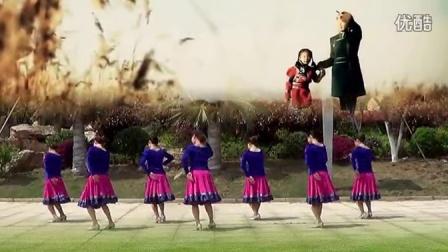 纯艺舞吧广场舞 妈妈的歌谣(正面演示gcw.cntaiji.org