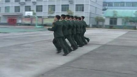 衡阳支队二大队六中队2013年老兵退伍视频