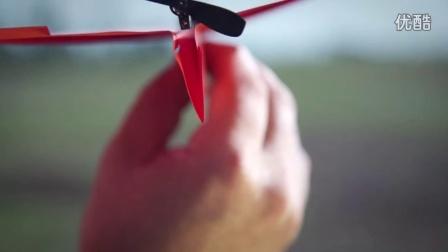 0 智能手机控制的纸飞机