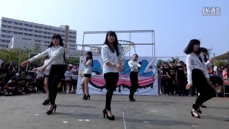 南春Soul舞蹈社-金中开放日表演 Mv队女生部分