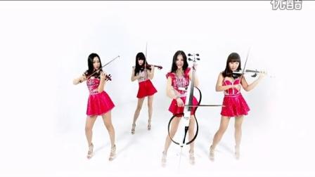 REBORN舞蹈小提琴mv