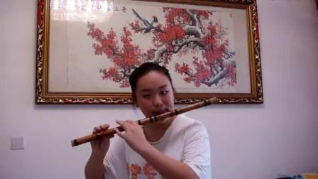 笛童韵:笛子独奏《牧笛》(带伴奏)