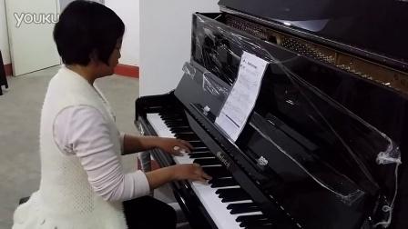 儿童钢琴自拍10