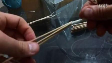 立体风筝的制作方法及步骤 by-joshua龙海峰