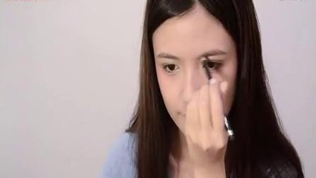 裸妆化妆步骤_初学者学化淡妆