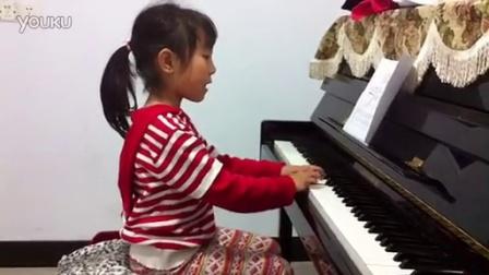 小汤1钢琴曲划呀划