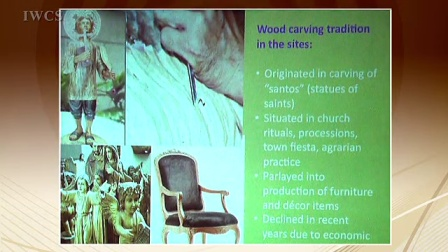 WOOD is GOOD: Claiming Spaces and Voices in a Digitized World