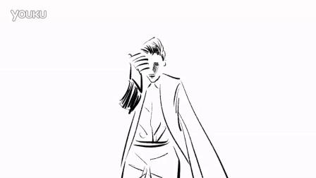 exo手绘版动画
