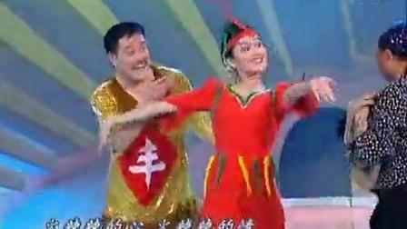 赵本山红高粱模特队
