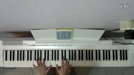 丰盛的应许钢琴谱