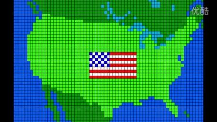 美国国歌五线谱萨克斯