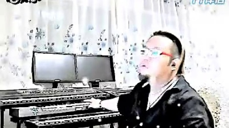 致爱丽丝 电子琴伴奏