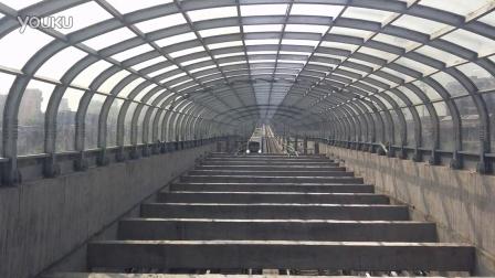 宁波地铁一号线地面转地下