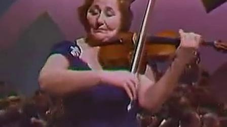 布鲁赫:g小调小提琴协奏曲第三乐章,小提琴独奏:埃达·亨德尔