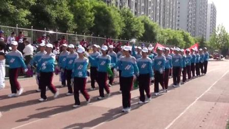 秦皇岛市第七中学2014春运会1