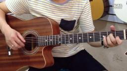 《隐形的翅膀》吉他示范  福州吉他弹唱