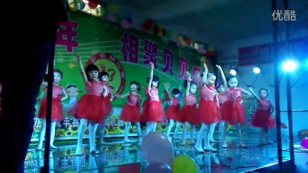 儿童舞蹈花木兰咸丰幼儿园8