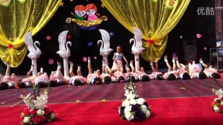 2014唐王镇中心幼儿园六一舞蹈小脚丫
