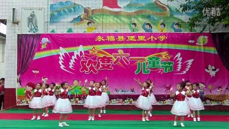 小学六一舞蹈《嘿,我的中国梦》