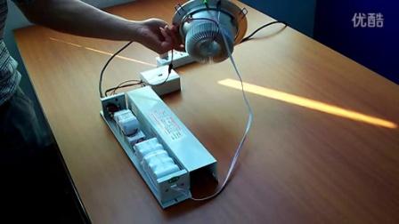 LED应急筒灯 带电池可充电 停电自动应急照明 LED灯应急电源装置