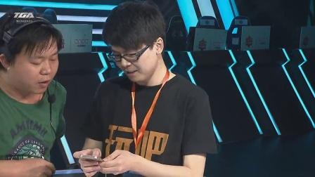 全民飞机大战 手机组 半决赛 田辉 vs 陈立