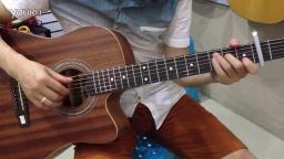 《樱花草》吉他前奏 福州吉他弹唱