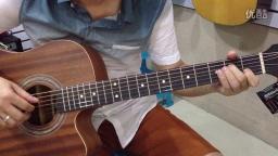胡彦斌《有梦好甜蜜》吉他弹唱示范 福州吉他