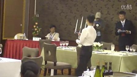 餐饮技能比赛婚宴摆台主题设计