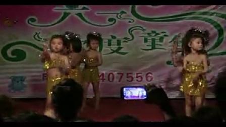 小美幼儿园 2014年 大班舞蹈