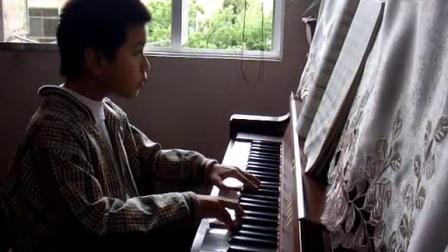 钢琴曲-f大调小奏鸣曲 (迪阿贝利曲)