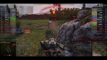 世界 wot/11:35【WOT】坦克世界LOD解说 KV220不惧调戏就......