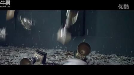 贝克汉与席丹的屋内决战 爱迪达adidas最新世足短片