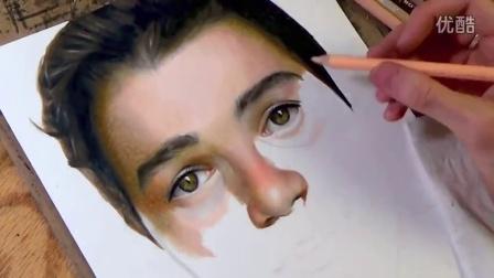 彩色铅笔画 - 专辑 - 优酷视频